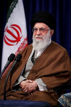 ارتباط تصویری ستاد ملی مبارزه با کرونا با رهبر انقلاب | khamenei.ir