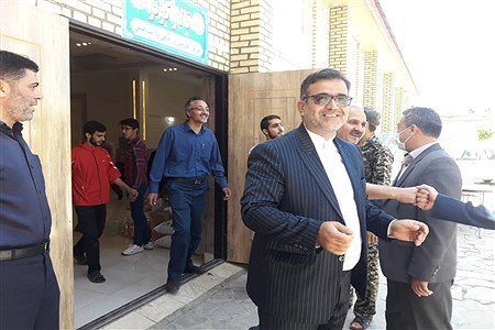 رزمایش همدلی فرهنگیان، اولیا و خیرین ناحیه یک مشهد | Mohamadhadi Shahrodizade