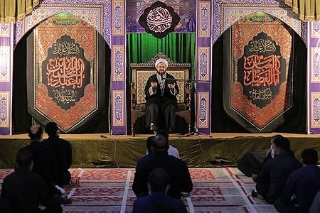 مراسم احیای شب نوزدهم ماه رمضان در مصلی بزرگ کیش | Amir Hossein Yeganeh