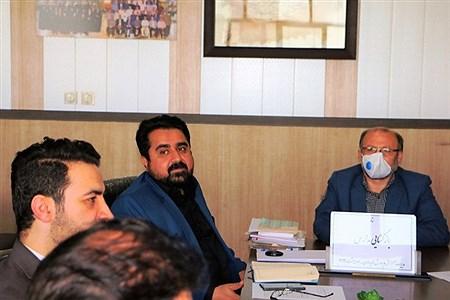 ستاد بازگشایی مدارس آموزش و پرورش  ناحیهیک ری   Amjad Amiri