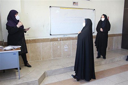 مدیر کل آموزش و پرورش استان چهارمحال وبختیاری از روند بازگشایی مدارس بازدید کرد.  