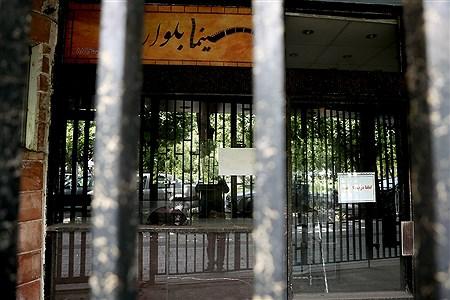 سالن های سینما خاک می خورند | Bahman Sadeghi