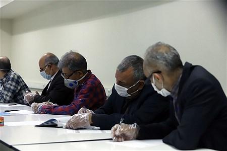 برگزاری نشست توجیهی بازرسان عملکرد سرویس مدارس شهر تهران  | Zahra Alihashemi