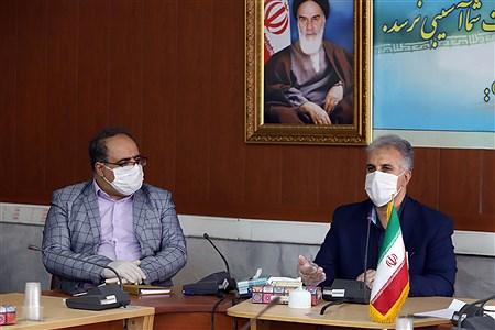 نشست ناظرین و ارزیابان سرویس مدارس شهر تهران | Zahra Alihashemi