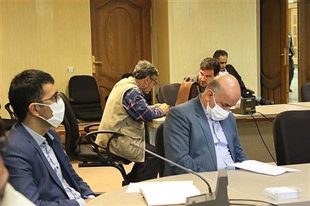 جلسه کارگروه اشتغال و سرمایه گذاری شهرستان اسلامشهر  | Fatemeh Gadamzadeh