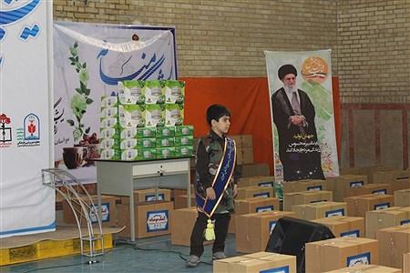 برگزاری رزمایش مومنانه و مساوات فرهنگیان در اداره کل آموزش و پرورش شهرستانهای استان تهران   sheyda mashhour
