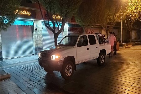 فعالیت های قرارگاه جهادی شهید تقوی سپاه ناحیه ری در ایام مبارزه با کرونا ویروس   Nourieh Ahmadi