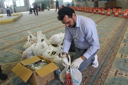 کمکهای مومنانه   Ali Ramezani