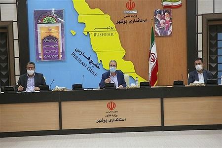 جلسه ستاد پیشگیری   Seyed khalaf Hashemi
