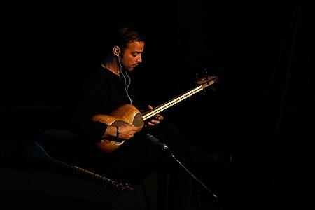 کنسرت آنلاین علیرضا قربانی  | Hossein Paryas