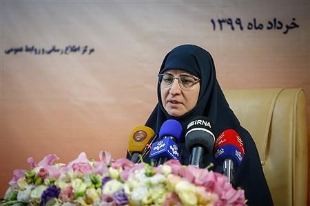 نشست خبری معاون آموزش ابتدایی وزارت آموزش و پرورش | Ali Sharifzade