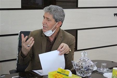 جلسه ستاد شاهد  | Abdol Hossen Sadeghi