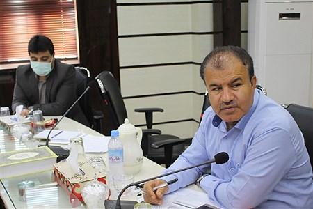 جلسه ویدئو کنفرانس   Abdol Hossein Sadeghi