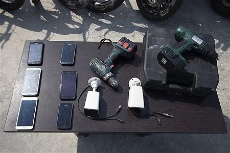 طرح ارتقاء امنیت اجتماعی پلیس کیش | Amir Hossein Yeganeh