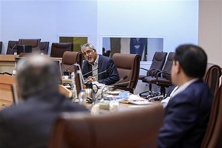 کارگروه ارزیابی فرصت های مدیریت کرونا | Behrooz Khalili