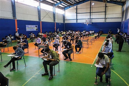 امتحانات نهایى پایه دوازدهم در آذربایجان غربى | Amir Hosein Mollazade