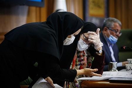 جلسه علنی امروز شورای شهر   Ali Sharifzade