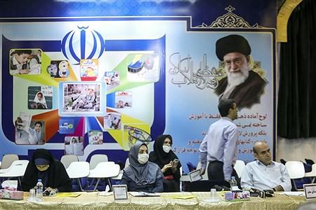 نشست خبری رئیس سازمان پژوهش و برنامه ریزی آموزشی وزارت آموزش و پرورش | Behrooz Khalili
