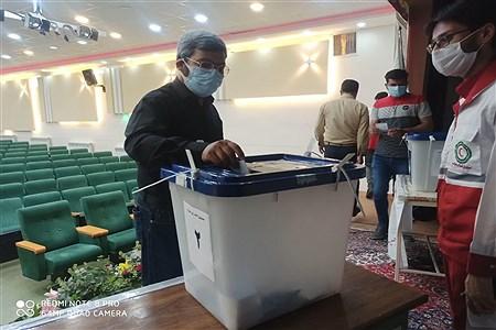 پنجمین دوره انتخابات مجمع عمومی جمعیت هلال احمر  کاشمر | MojtabaSahebzamani