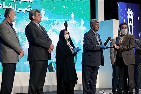اولین همایش مدیران برتر شهر ارتباطی تهران | Bahman Sadeghi
