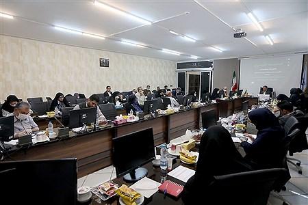 نشست خبری  رئیس سازمان آموزش و پرورش استثنایی کشور   Bahman Sadeghi