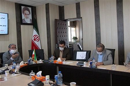 دومین جلسه شوراهای آموزش و پرورش شهرستان بیرجند | MohadesehHesami