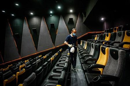 بازگشایی سینماها | Ali Sharifzade