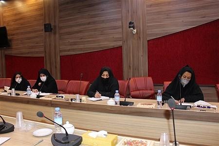 اولین جلسه کارگروه مالی و پرورشی مدیران منتخب استانی در اداره کل آموزش و پرورش شهرستانهای تهران |