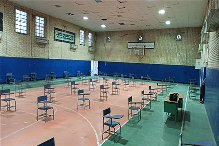 پاکسازی و گندزدایی فضای های آموزشی شهرستان هفتکل جهت جلوگیری از شیوع کرونا  | Hosein Arezoumand