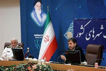 جلسه شورای هماهنگی  عالی ترافیک کشور   Bahman Sadeghi