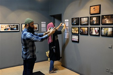 اولین نمایشگاه گروهی عکس کمیته بانوان انجمن صنفی عکاسان مطبوعات ایران | Bahman Sadeghi