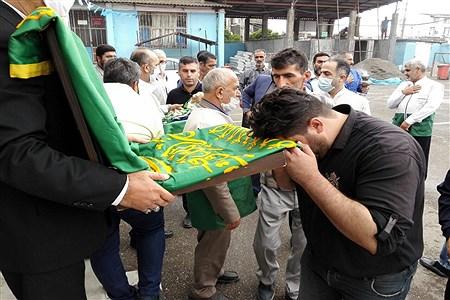 پرچم آستان قدس | Amirmahdi Seifi