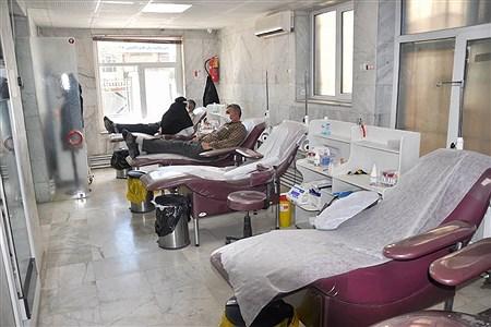 اهدای خون | Arian Bahmani