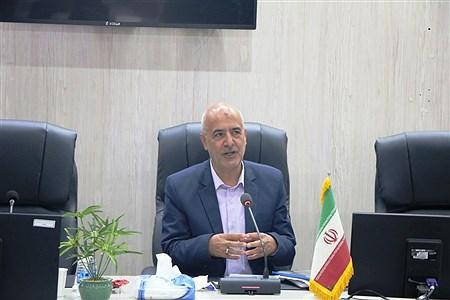 جلسه هماهنگی فعالیت های تابستانی در ارومیه | Behzad Golestani