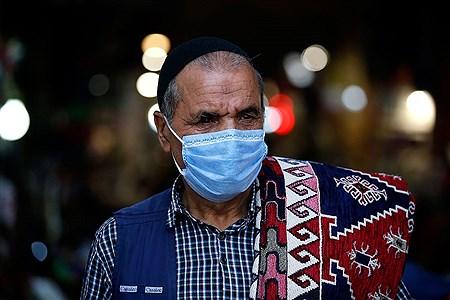 بدون ((ماسک )) ممنوع   Bahman Sadeghi