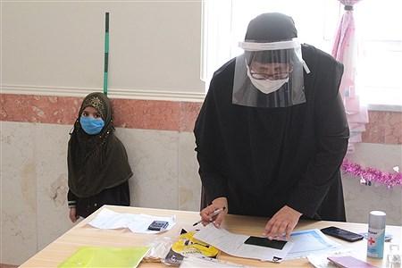 طرح سنجش دانش آموزان بدو ورود به دبستان   MohadesehHesami