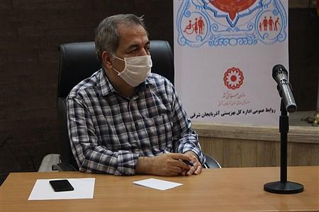 نشست خبری اداره کل بهزیستی آذربایجان شرقی به مناسبت فرارسیدن هفته بهزیستی   leila hatami