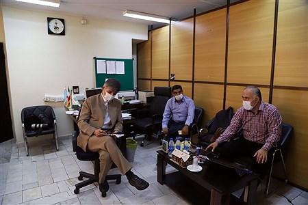 برگزاری دهمین انتخابات شورا و مجلس دانش آموزی شهر تهران  | Zahra Alihashemi