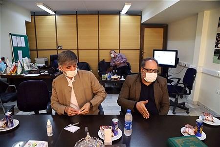برگزاری دهمین دوره  انتخابات شورا و مجلس دانش آموزی شهر تهران  | Zahra Alihashemi