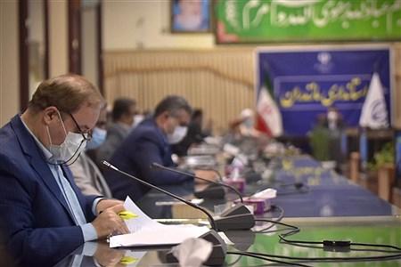جلسه ستاد ساماندهی امور جوانان مازندران   Received