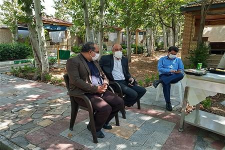 تولید محتوای سازمان دانشآموزی شهر تهران در منطقه 4 | Fatemeh Merikhnejad