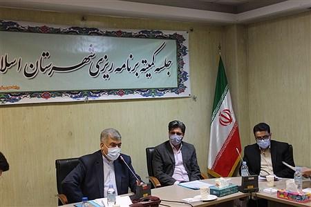 جلسه کمیته برنامه ریزی شهرستان اسلامشهر | Mohadeseh Joqataei