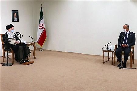 دیدار نخستوزیر عراق با مقام معظم رهبری | Khamenei.Ir