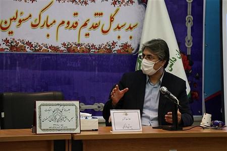 جلسه هماهنگی ستاد انتخابات مجلس دانش آموزی خراسان رضوی | Javad Ebrahimi