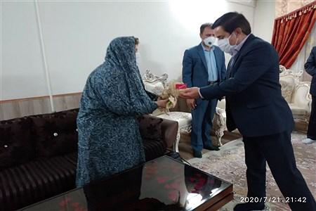 دیدار مدیر آموزش و پرورش  با معاونین و کارشناسان با ریاست مجمع خیرین مدرسه ساز کاشمر   MojtabaSahebzamani