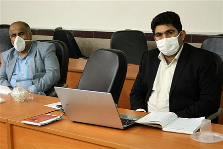 نشست ستاد اجرایی دهمین دوره انتخابات مجلس و شوراهای دانش آموزی استان خوزستان   Mohamad Shahrokh Nasab