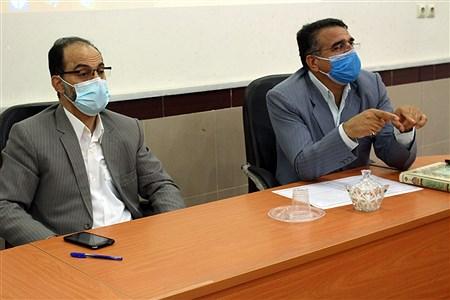 نشست ستاد اجرایی دهمین دوره انتخابات مجلس و شوراهای دانش آموزی استان خوزستان | Mohamad Shahrokh Nasab