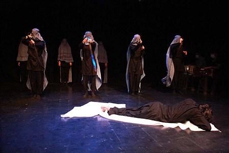 اجرای نمایش «ښځه» | Payam Ahmadi Kashani