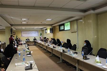 نشست  فرماندار اسلامشهر با اصحاب رسانه و فعالان فضای مجازی   Fatemeh Gadamzadeh