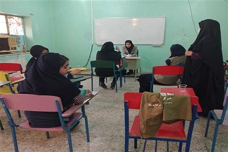 دهمین دوره مجلس و شورای دانش آموزی شهرستان امیدیه  | Narges   heydery